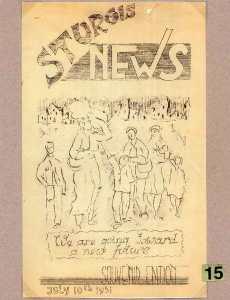 USNS Sturgis newpaper 1951